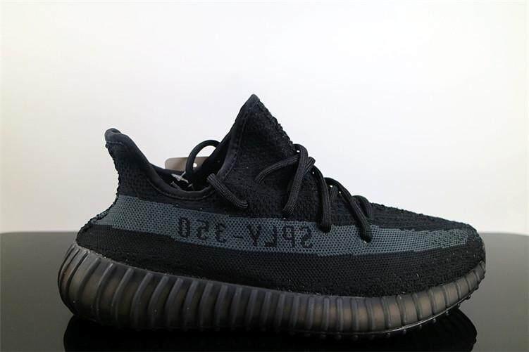Adidas Sepatu Sneaker Resmi Pria YEEZY BOOST 350 V2 Nyata Meningkatkan  Putih Abu-abu Penjualan 2a60c126b2