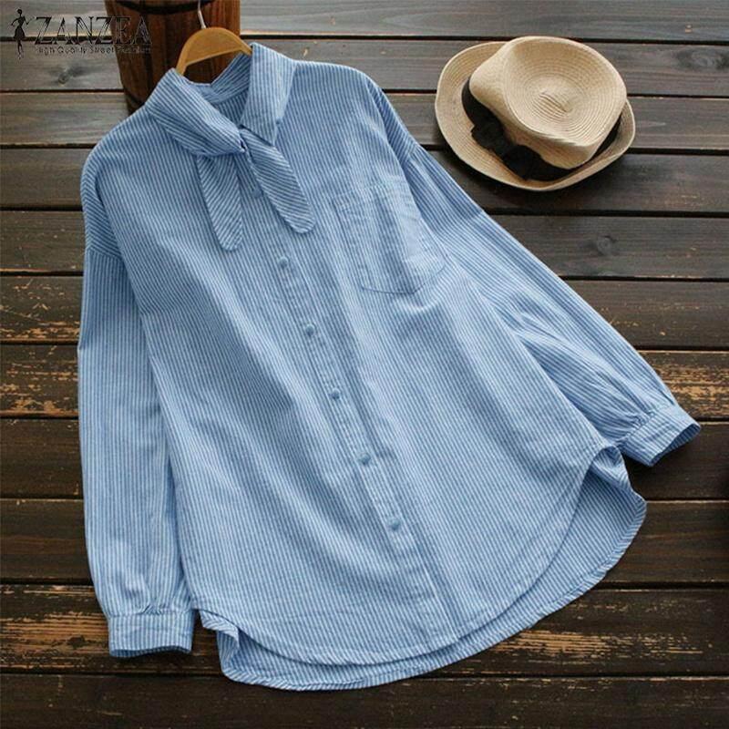 bc8fca23369 Zanzea Blouses & Shirts at Best Price In Malaysia | Lazada