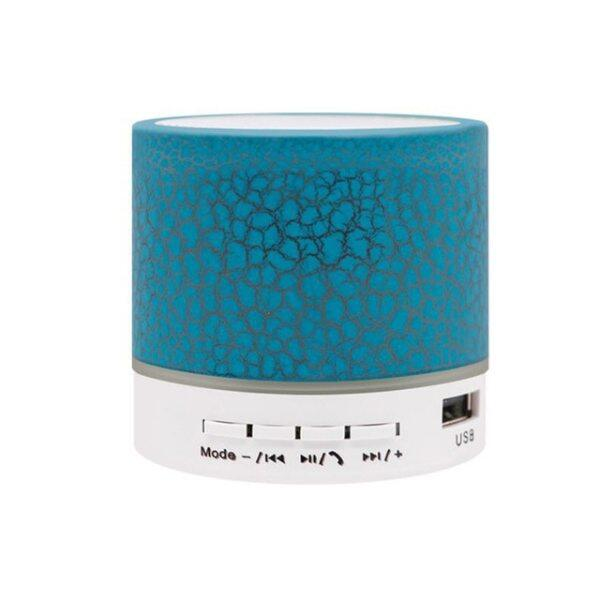 LED Portable Mini Bluetooth Speakers Wireless Hands Free Speaker With TF USB FM Mic Bluetooth Music For Mobile Phone computer Malaysia