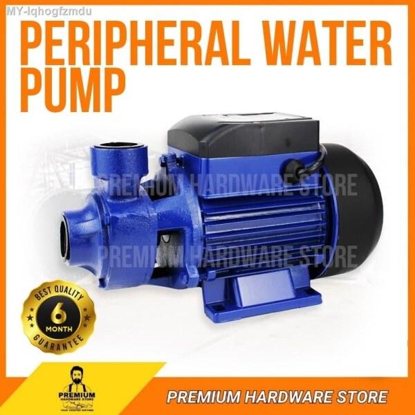 PREMIUM 0.5HP Peripheral Water Pump (370W) Fertigasi