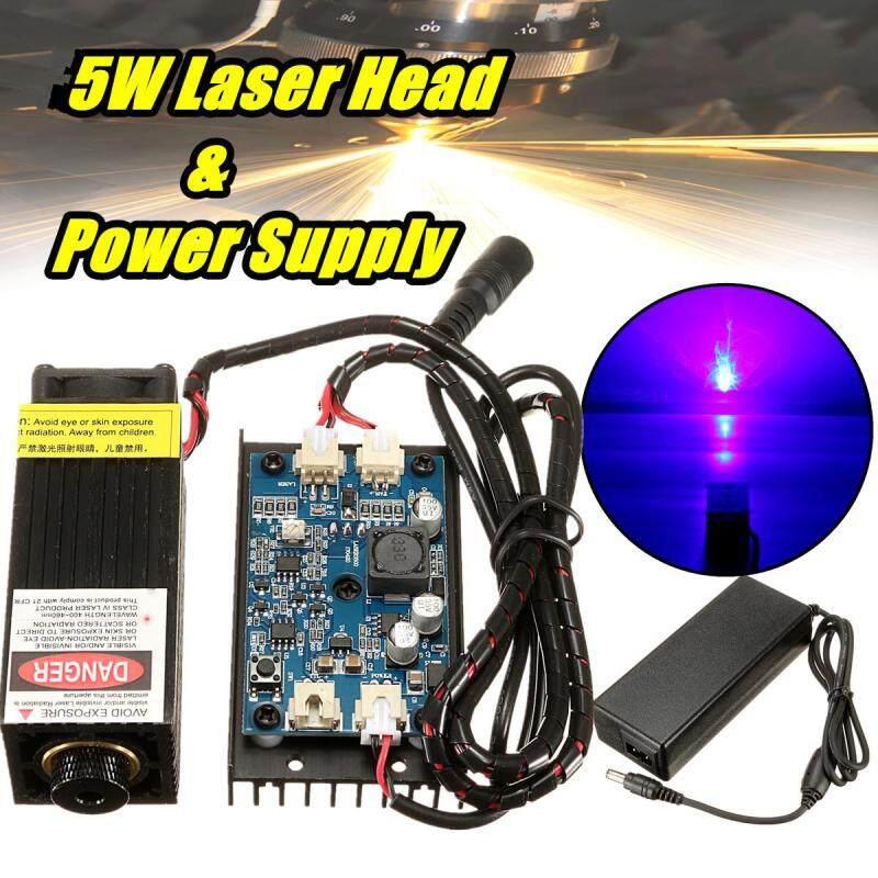 Bảng giá 5W Đầu Laser Khắc Module Gỗ Đánh Dấu Cắt Gỗ Cho Khắc W/TTL Phong Vũ
