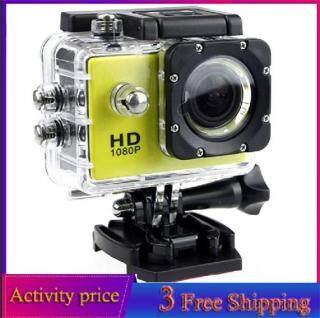 Camera Thể Thao Mini Chất Lượng Cao Camera Thông Minh Độ Phân Giải Cao Thông Minh Không Dây 4K Chống Nước Dành Cho Ngoài Trời thumbnail