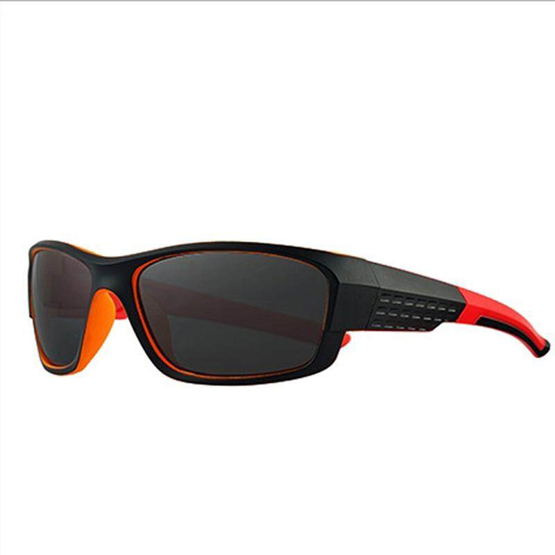 Beautiful Speace Men Polarized Driving Sport Sunglasses Cycling Square Color Outdoor Sun Glasses