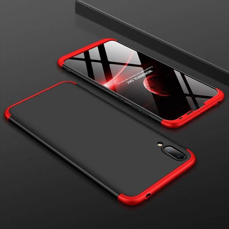 Untuk Huawei Y7Pro 2019 Case 360 Derajat Seluruh Badan Sarung Penutup untuk Huawei Y7 Pro 2019 Casing Tahan Guncangan Hibrida