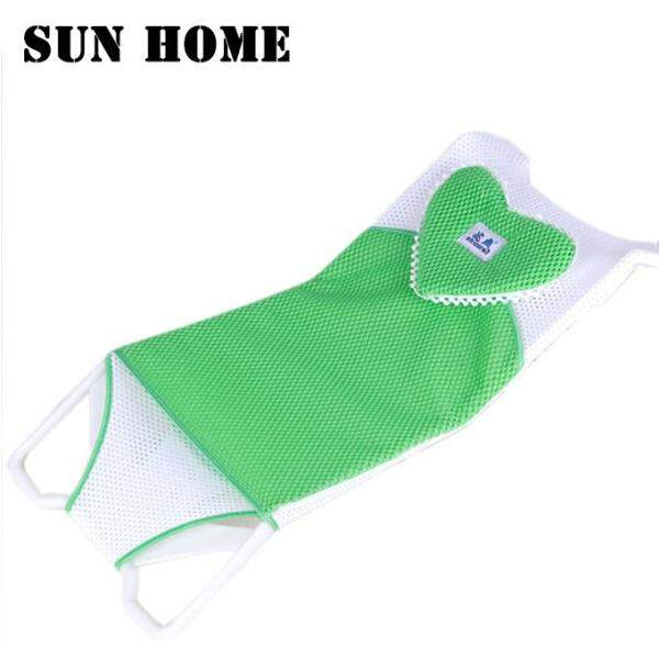 SUN HOME Bathing rack, child shower rack, infant bathing bracket, let the baby fall in love with the bath