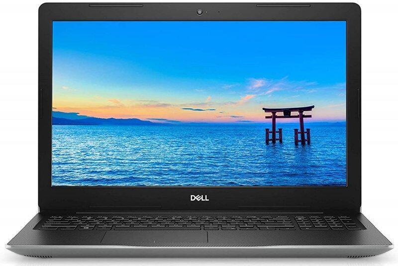 Dell Inspiron 15 3583 Intel Celeron Processor 7th Gen 15.6-inch Laptop (4GB RAM/1TB HDD/Win10/Silver/1.9kg) Malaysia