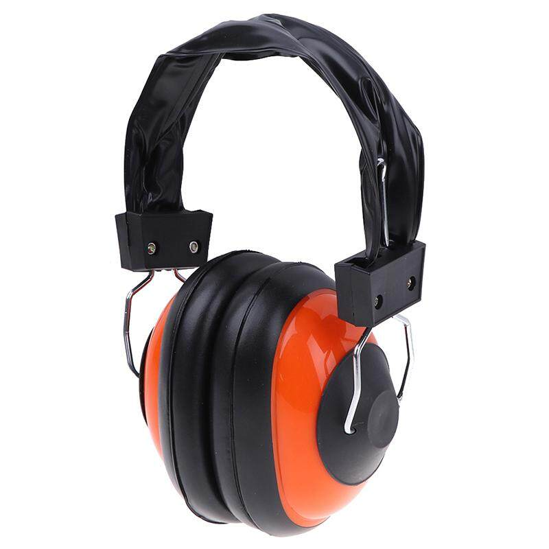 Adjustable Protection Ear Muff Noise Cancelling Hearing Head Phone Sound Reducer