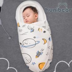 Túi ngủ chống sốc in họa tiết hoạt hình dành cho bé sơ sinh từ 0 đến 2 tháng tuổi, kích thước 30*60cm – INTL