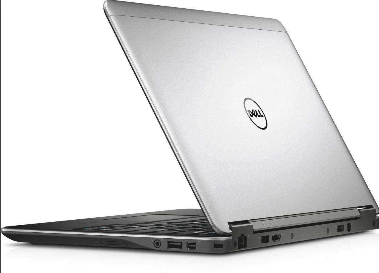 Refurbished Laptop Dell Latitude E7240 i5 4th gen 4GB RAM 128GB SSD Windows 10 Malaysia