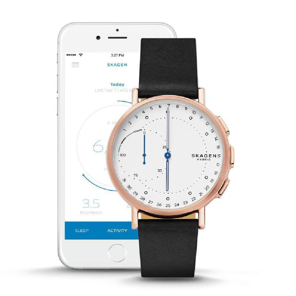 Skagen Signatur Gold Smart Watch SKT1112 Malaysia