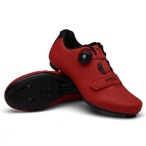 Giày Đua Xe Đạp Đường Trường Cho Nam Nữ Giày Đạp Xe Chuyên Nghiệp Thoáng Khí Ngoài Trời, Giày Thể Thao Leo Núi Tự Khóa Shimano Cleats Giày Xe Đạp Đường Trường Cỡ 36-45 giá rẻ