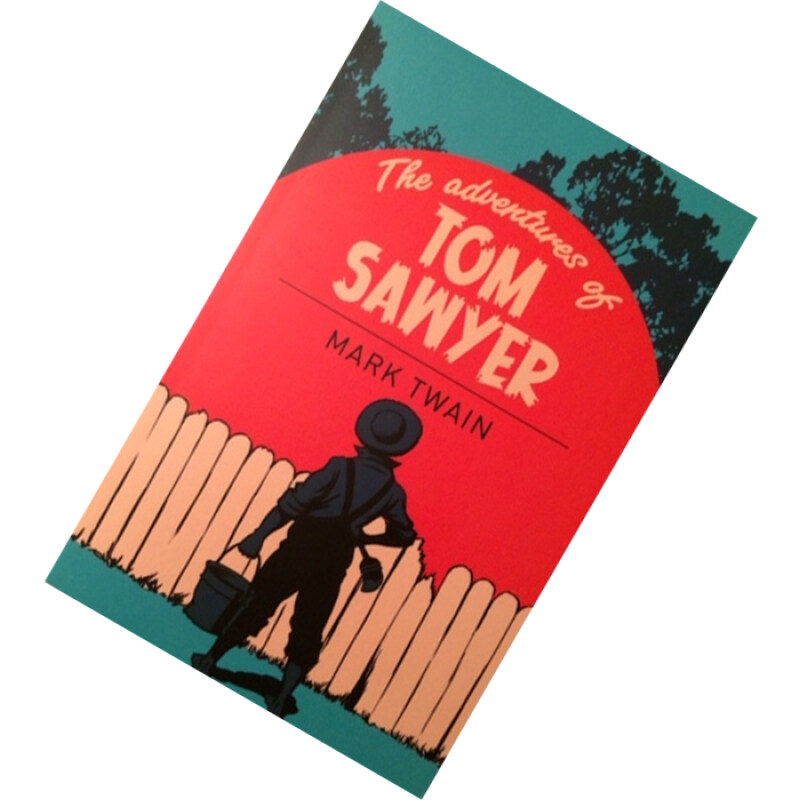 The Adventures of Tom Sawyer by Mark Twain [Paperback] Malaysia