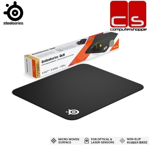 Steelseries QCK Mouse Pad - Medium [PN63004] Malaysia