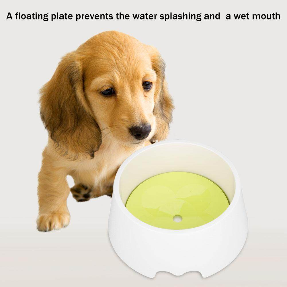 Deetee No Wet Mouth Splash Proof Pet Water Bowl For Cat Dog Food Dish Feeder By Deetee Shop.