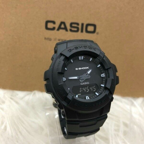 Sports Smart Collection Casio_G_SHOCK_Shock Resist Dual Display Watch For Men Malaysia