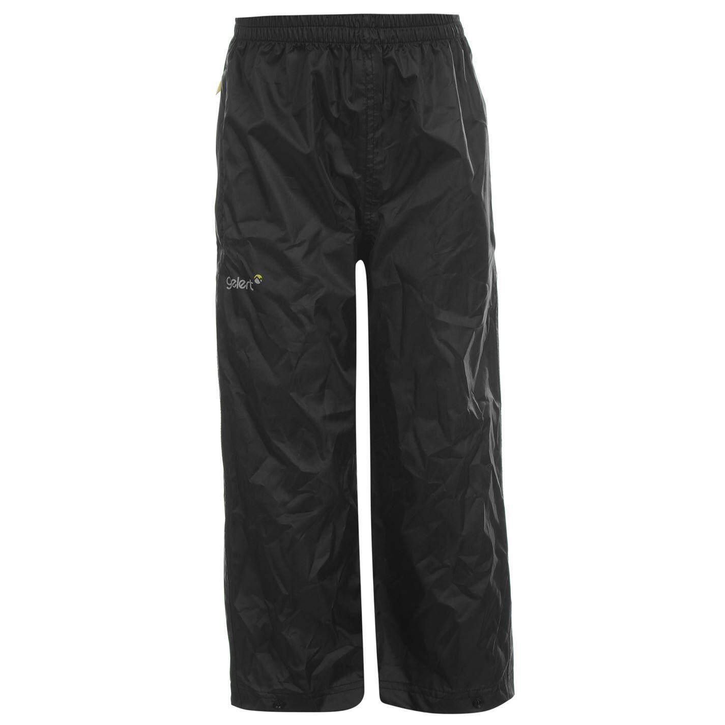 Gelert Kids Boys Packaway Trousers Infants (black) By Sports Direct Mst Sdn Bhd