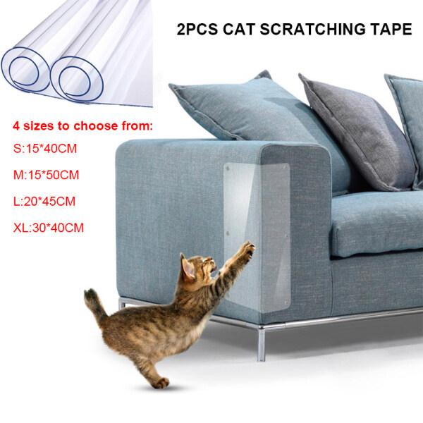 Băng Dính Cào Cho Mèo Cưng Meo Go, Ngăn Chặn Miếng Dán Bền Chống Trầy Xước, Sofa Thảm Trong Suốt Bảo Vệ Đồ Nội Thất Dụng Cụ Huấn Luyện Thú Cưng