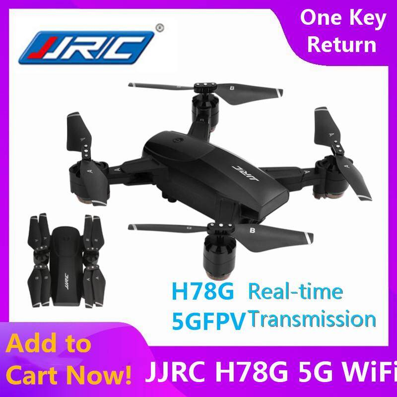 Original JJRC H78G 5G WiFi FPV GPS RC Drone - RTF Dual Mode Positioning  Waypoint Headless One Key Return Singapore