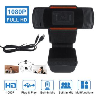 Webcam HD 1080P, Máy Quay Web USB Quay Video, Có Micrô Máy Tính Xách Tay Fr PC Máy Tính Để Bàn thumbnail