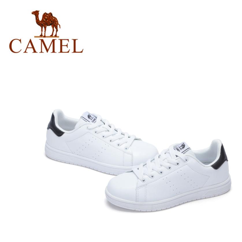 Camel Trắng Nhỏ Giày Nữ Hoang Dã Của Hàn Quốc Độc Thoáng Khí Ban Giày Nam Nữ Hồng Kông Phong Cách Casual giày giá rẻ