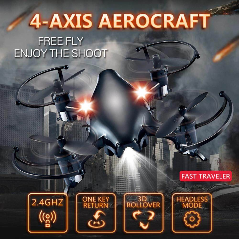 Docesty S108 Mini Drone Rc Drone Quadcopters Headless Mode One Key Return Rc Helicopter By Docesty.