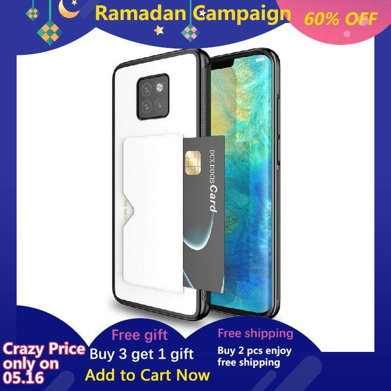 Phone Case for Huawei Mate 20 Pro Back Case Anti-Scratches Slip Resistant Soft TPU