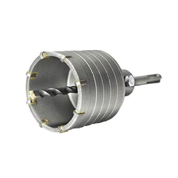 ADX Hollow Core Drill Bit Shank (SDS Plus Concrete Hole Saw) / (Hole Only)