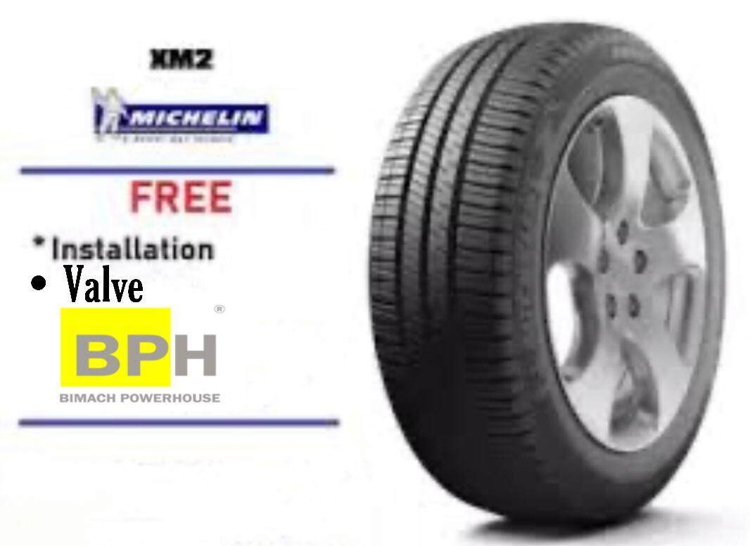 Michelin Energy XM2 - 185/60R14 ( With Instaltation )