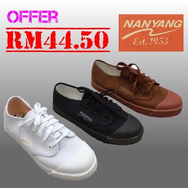 Original Nanyang School/Takraw shoes