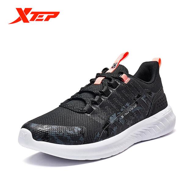 Xtep 2020 Mới Thể Thao Mùa Xuân Của Phụ Nữ Giày Chạy Bộ Chạy Bộ Đơn Giản Giày 880118110072 giá rẻ