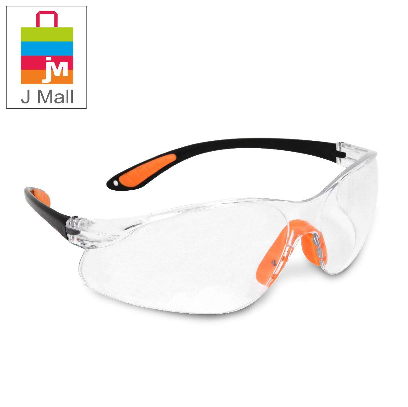 New Safety Eye Protection PPE Glasses Goggle Spec (170) Clear