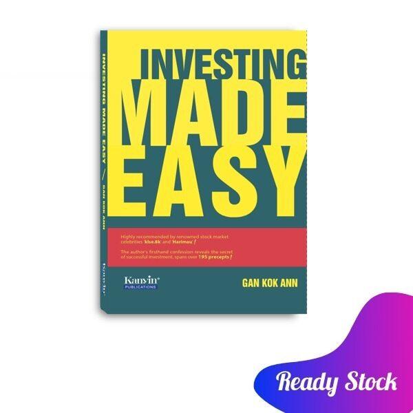 [ BOOKURVE ] Investing Made Easy By Gan Kok Ann Malaysia