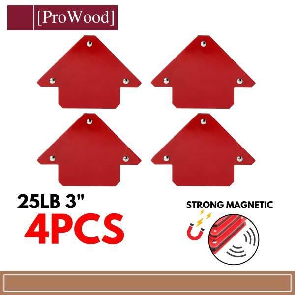 25LB 3 4Pcs Magnetic Welding Angle Holder Corner Arrow Support