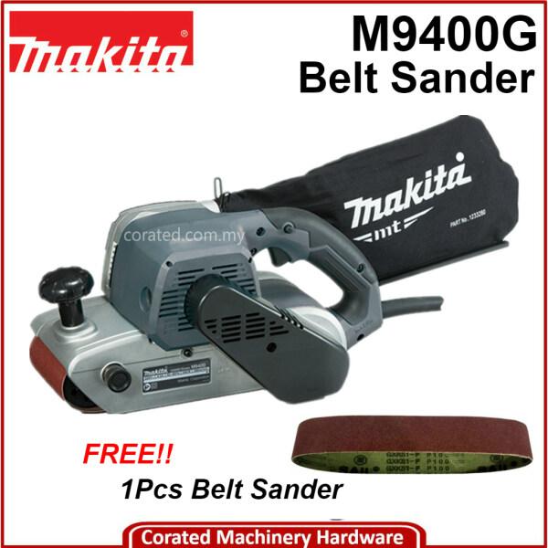 [CORATED] Makita M9400G 100MM 4 Belt Sander (12 Month Warranty)