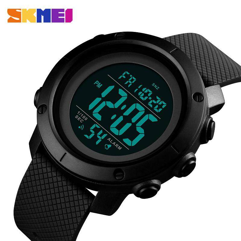 SKMEI Top Brand Luxury Sports Watch Mens Waterproof LED Digital Watch Fashion Casual Men Watch Clock Watch 1426 1416 Malaysia