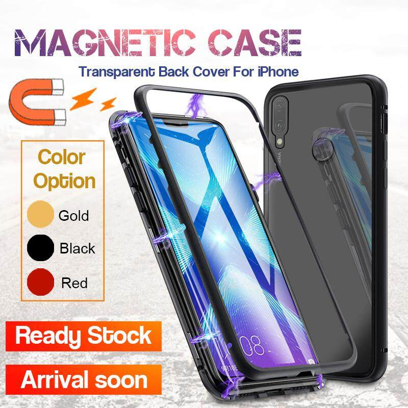 3dc167d7da Magnetic Case for IPhone X 8 7 6 6S Plus XR XS MAX Casing Case Magnetic