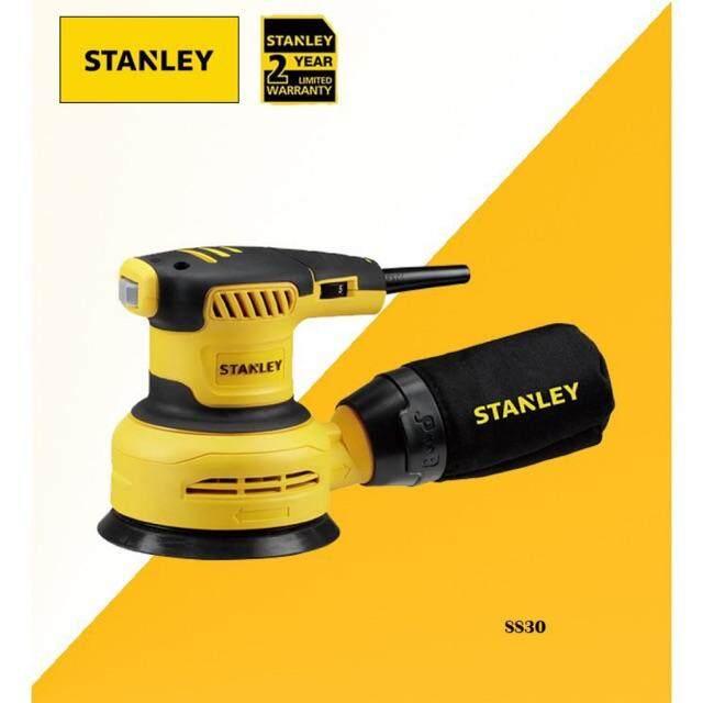 [100% ORIGINAL] STANLEY 300W ROS ORBITAL SANDER - SS30