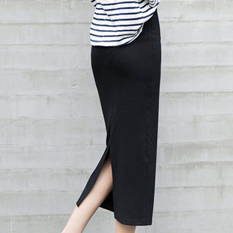 【Ready Stock】fashion Cho Nữ Thun Mỏng Chia Đồng Màu Váy Cho Mùa Xuân Đi Biển Mùa Hè Đảng Giá Cực Cool