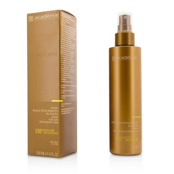 Buy ACADEMIE - Spray For Sun Intolerant Skin SPF 50+ - Oil Free 150ml/5oz Singapore