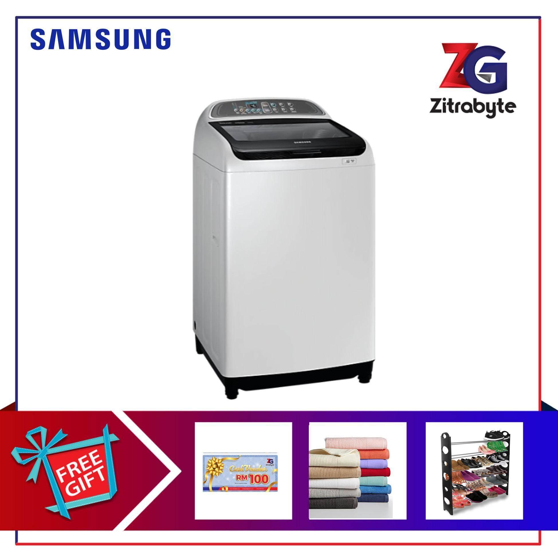 Samsung 9.0KG Full Auto Washing Machine WA90J5710SG/FQ