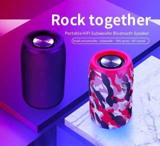 Loa Bluetooth 5.0 Không Dây ZEALOT S32 Loa Siêu Trầm HIFI Mini Cầm Tay Với Cột Đài Fm Hỗ Trợ Thẻ TF Ổ Đĩa Bút USB thumbnail