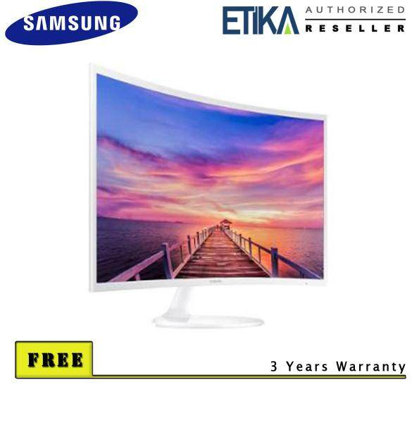 Samsung LC32F391FWEXXM 31.5-inch VA Full HD Curved Monitor (DP + HDMI) - HDMI Cable Included Malaysia