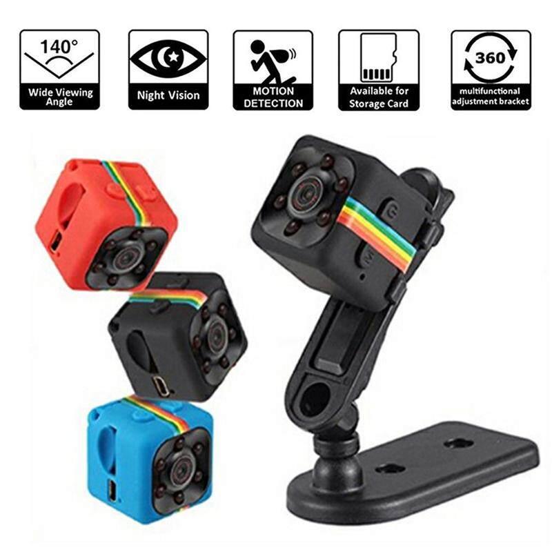 Camera Mini Loại 10 Trở Lên Sq11 Nhỏ Cam Máy Quay Cảm Biến Tầm Nhìn Ban Đêm 720P Micro Video Máy Ảnh Máy Ghi Hình Chuyển Động Dvr Dv 3 Màu Máy Ảnh Micrô Tích Hợp, Cho Mac Hệ Điều Hành