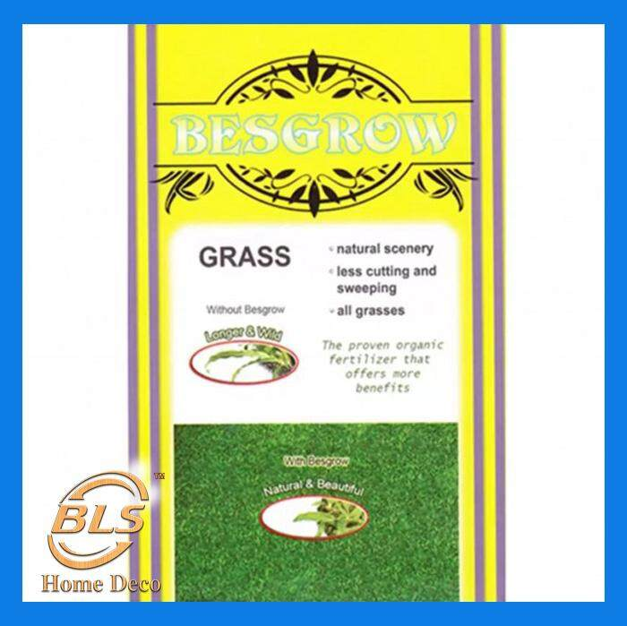 BESGROW 500GRAM GRASS ORGANIC FERTILIZER BAJA RUMPUT