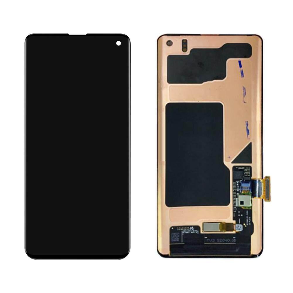 Layar LCD OEM dan Digitizer Pembuatan Komponen Pengganti Rakitan untuk Samsung Galaxy S10 G973