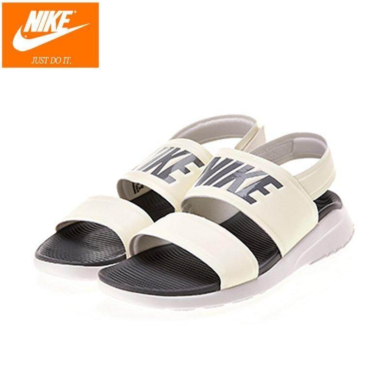 NIKE Wmns TANJUN Sandal 882694-100 White/Beige