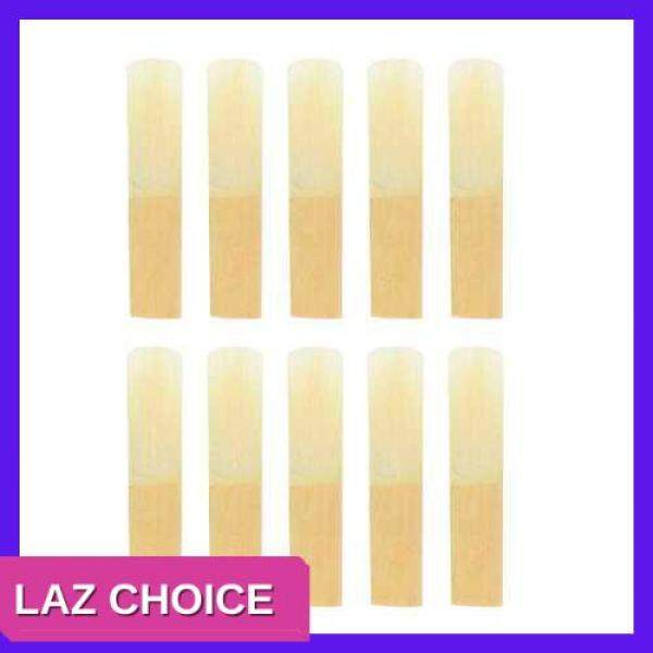 LAZ CHOICE Elementary Eb Alto Saxophone Sax Reeds Strength 3.0 for Beginners, 10pcs/ Box (3) Malaysia