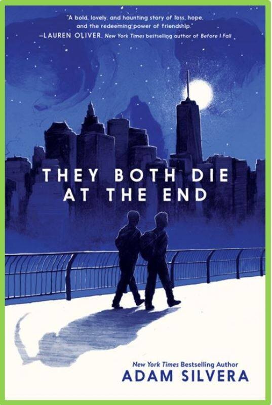 [eBook] They Both Die at the End Malaysia