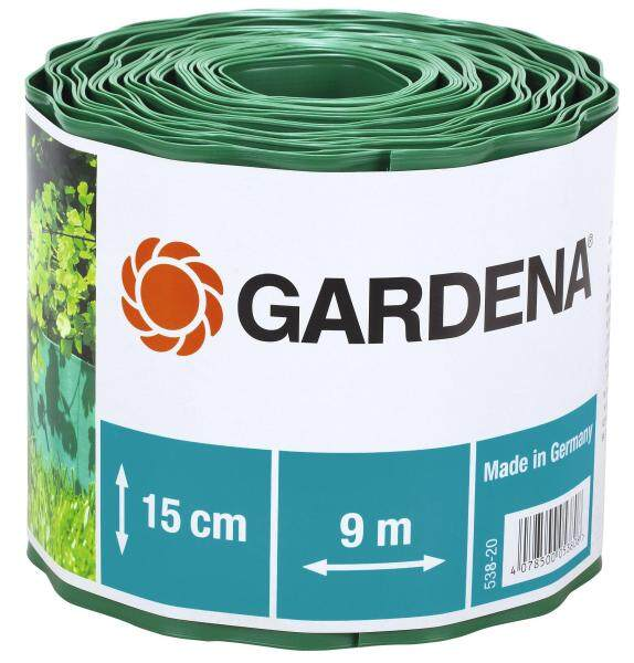Gardena Lawn Edging (Green)