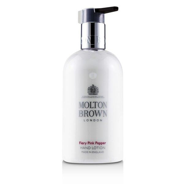 Buy MOLTON BROWN - Fiery Pink Pepper Hand Lotion 300ml/10oz Singapore